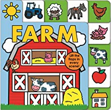 Farm: Lift The Flap Tab