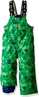 Kamik Winter Apparel Winkie Freefall Pants, Green/Blue, 4