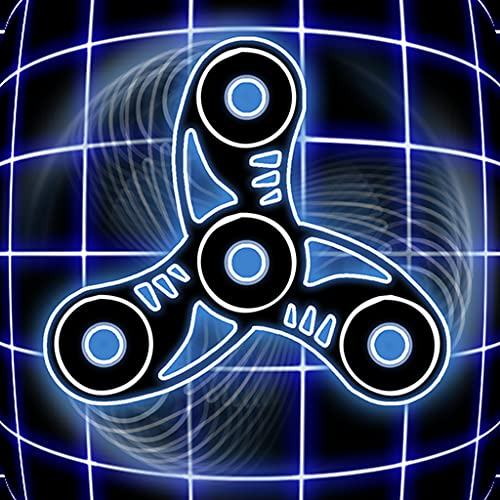 Super Digital Fidget Hand Spinner