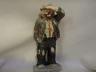 Flambro Clown Porcelain Vintage Figurine 5