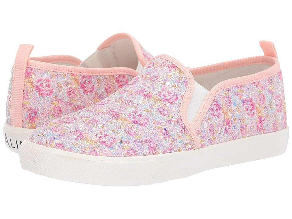 Amiana 6-A0864 (Toddler/Little Kid/Big Kid/Adult) (Pink Floral Glitter) Girls Shoes