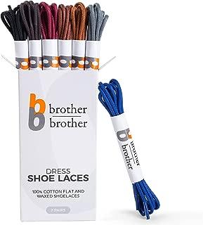 colored dress shoelaces