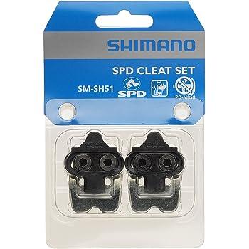 Gegenplatte Shimano SPD Schuhplatten SM-SH56 inkl