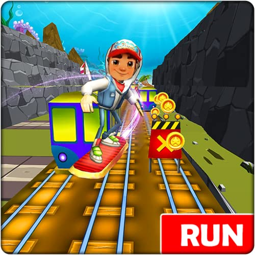 Subway Obstacle Course Runner: Runaway Escape
