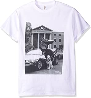 back to the future 2 shirt