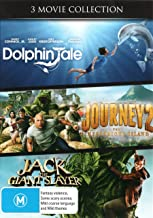 Dolphin Tale + Journey 2 + Jack The Giant Slayer DVD