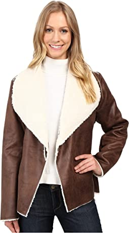 Shearling Bowie Jacket