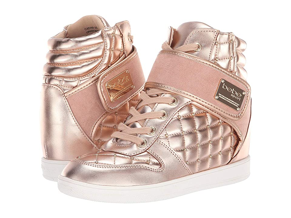 Bebe Cadyna (Rose Gold) Women