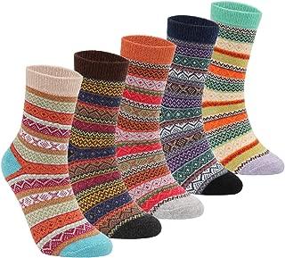 Best colourful wool socks Reviews