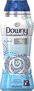 Downy Fresh Protect Active Fresh with Febreze Odor Defense In-Wash Scent Beads, 19.5 OZ