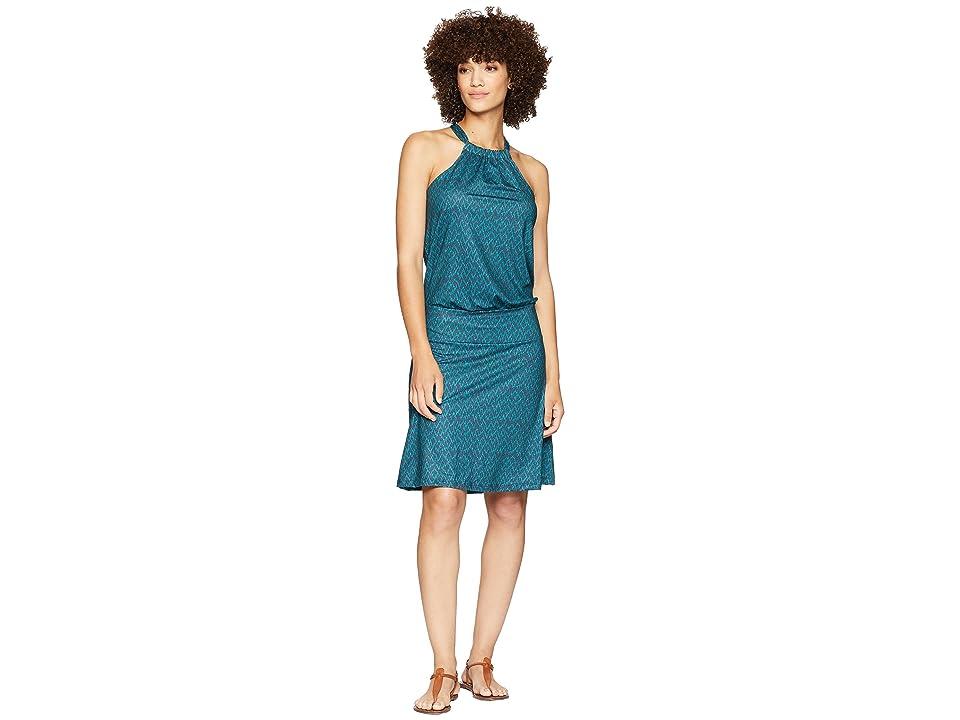Prana Montezuma Dress (Eclipse Pitaya) Women