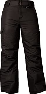 Arctix Kids Snowsports Cargo Snow Pants with Articulated Knees