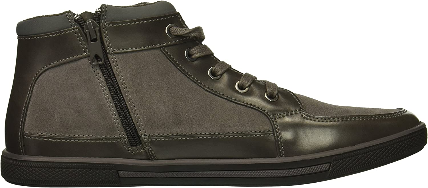 Kenneth Cole REACTION Mens Center Mid Sneaker