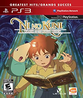 Ni No Kuni: Wrath of the White Witch (輸入版:北米) - PS3