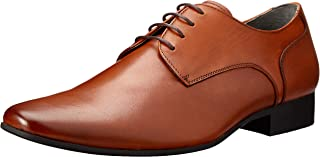 Julius Marlow Mens Grand Lace-Up Flats