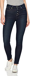 Silver Jeans Women's Robson High-Rise Slim-Fit Jeggings