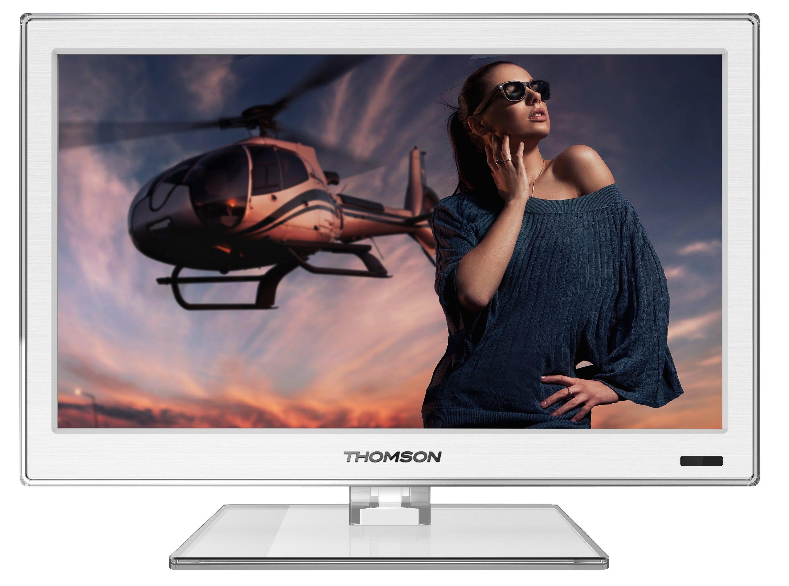 Thomson 19HW4323W/G LED TV - Televisor (48,26 cm (19