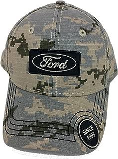 Desert Camo Baseball Hat Est 1903 One Size Fits All