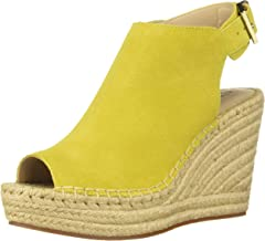 Kenneth Cole New York Women's Olivia Espadrille Wedge Sandal Sandal