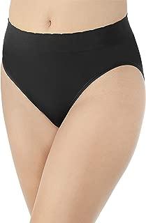 Women's No Pinch-No Show Seamless Hi Cut Panty 13171