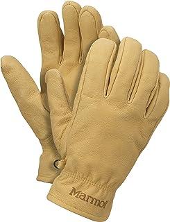 Marmot Basic Work Glove Guantes Trabajo de Cuero,