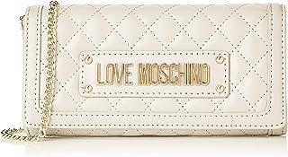 Love Moschino Quilted Nappa Pu, Portafoglio Donna, 15x10x15 cm (W x H x L)