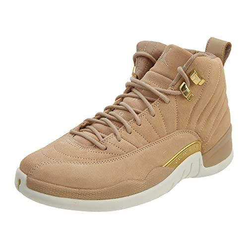 7d6bd08c17d4 Nike Womens Air Jordan 12 Retro Hi Top Basketball Trainers Ao6068 Sneakers  Shoes