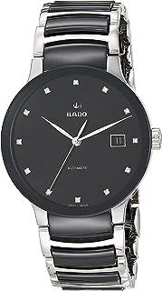Unisex Centrix Diamond Swiss Automatic Watch