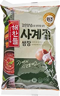 Haechandle Seasoned Soy Bean Paste (Ssamjang) 500G