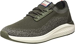 Wrangler Sequoia Knitted, Sneaker Uomo