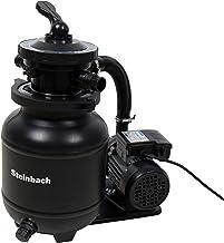 Steinbach Filteranlage Active Balls+, Umwälzleistung 3,8 m³/h, 230 V/200 W, 7-Wege-Ventil, Anschluss Ø 32/38 mm, inkl. 320...