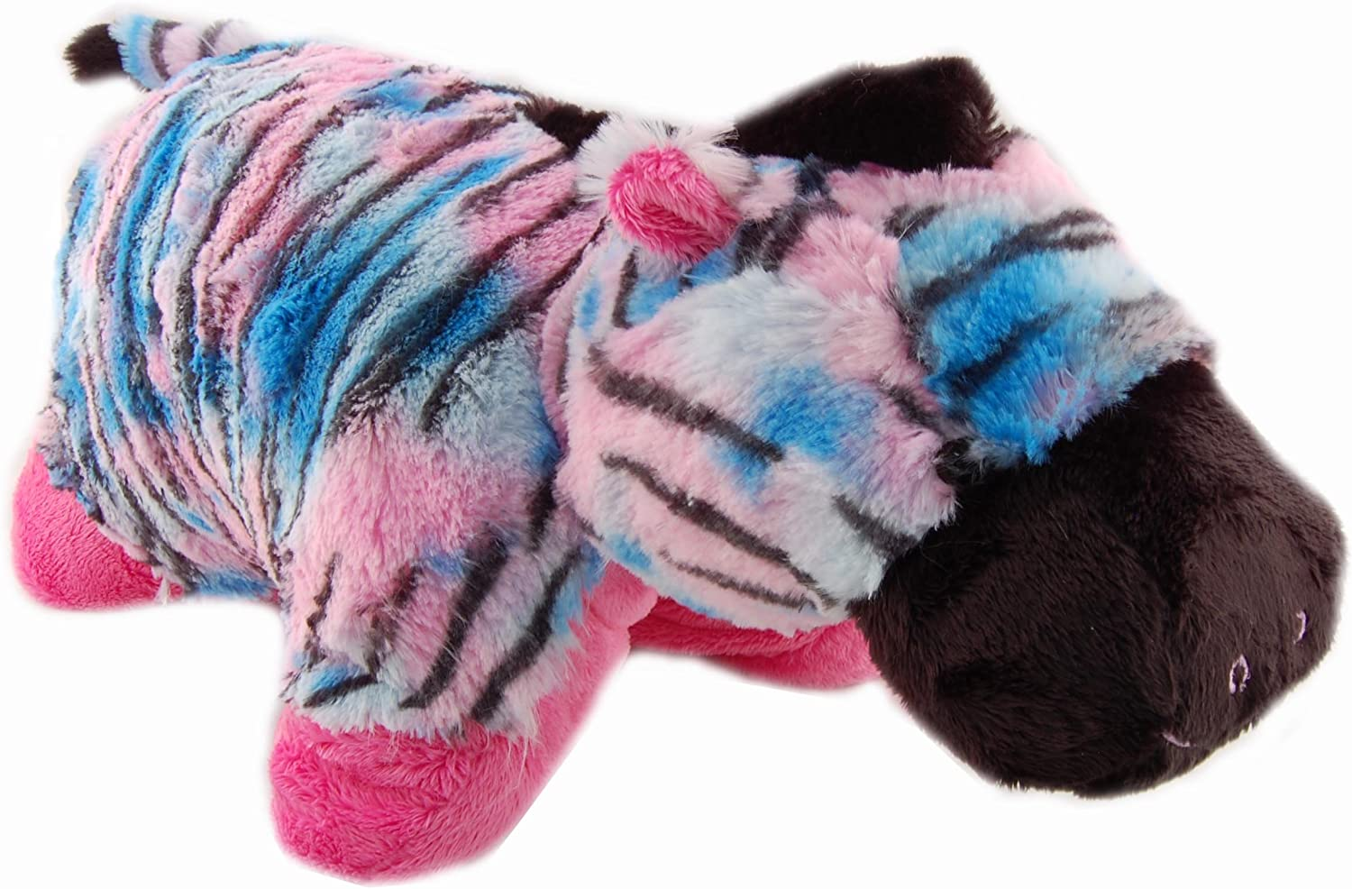 My Pillow Pet Glow Pet 17  Zebra