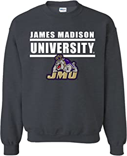 Best james madison football sweatshirt Reviews