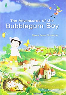 The Adventures Of The Bubblegum Boy (Fic)
