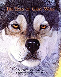 The Eyes of Gray Wolf