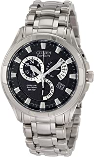 Citizen Mens BL8090-51E Calibre 8700 Eco Drive Watch