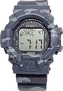Sport Watch For Boys Digital Rubber - 55