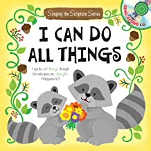 I Can Do All Things: Sing-A-Scripture Series with Music CD (Singing the Scripture)