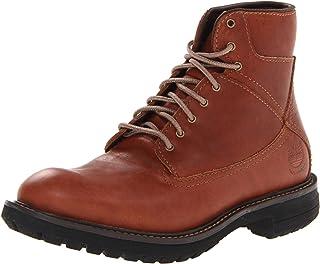 حذاء Timberland Ryker مقاس 15.24 سم، أحمر بني، 12 W US