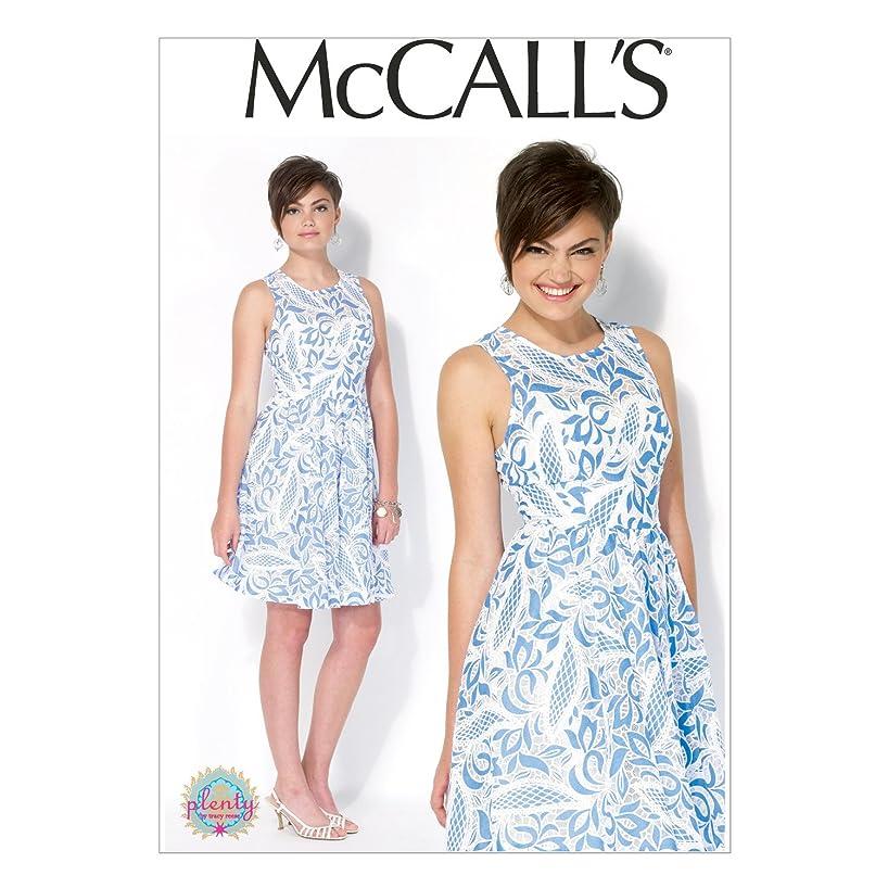 McCall Pattern Company M7088 Misses' Dress, Size A5