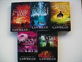 Bright Empires Series (Set of 5) Skin Map Bone House Spirit Well Shadow Lamp Fatal Tree