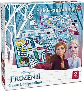 Cartamundi Frozen 2 Games Compendium