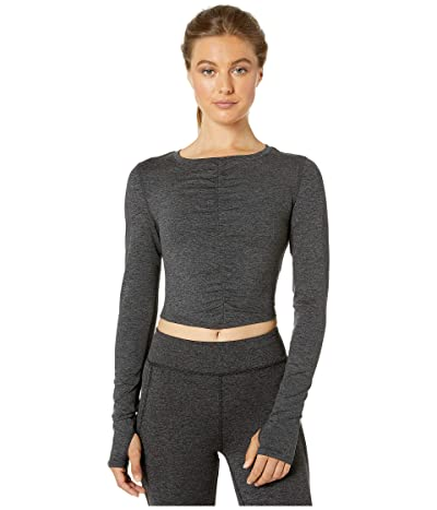 FP Movement Swerve Long Sleeve Layer (Carbon) Women