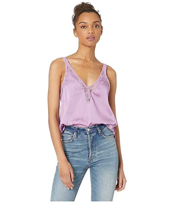 Free People All in My Head Cami (Pink) Women