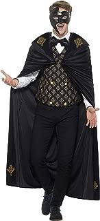 Men's Deluxe Phantom Costume