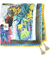 Etro - Surreal Pocket Square