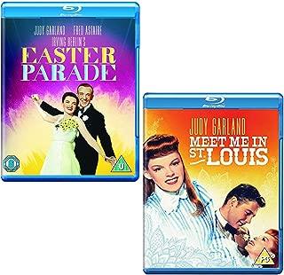 Easter Parade - Meet Me In St. Louis - Judy Garland 2 Movie Bundling Blu-ray