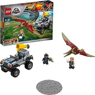 LEGO Jurassic World- Caza del Pteranodon, Juego