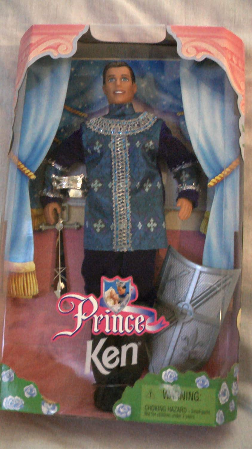 All stores 100% quality warranty! are sold Barbies Prince Ken Doll