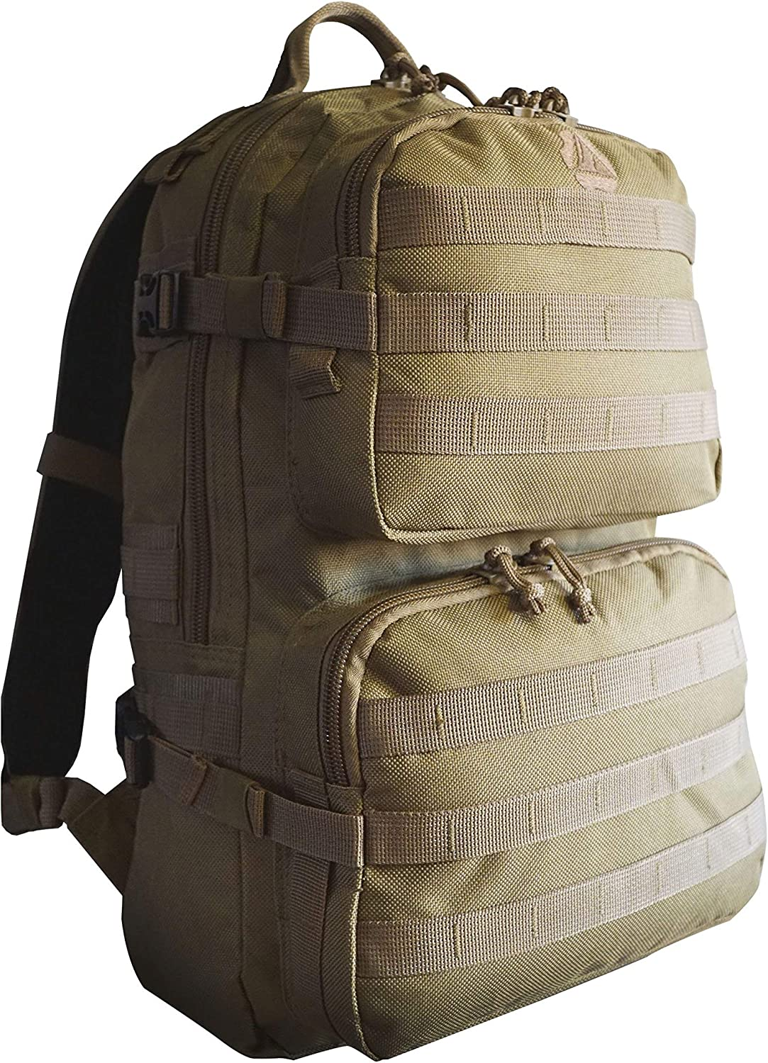 Krevis CCW Tactical Day Tan Coyote Max 71% OFF Max 65% OFF Pack
